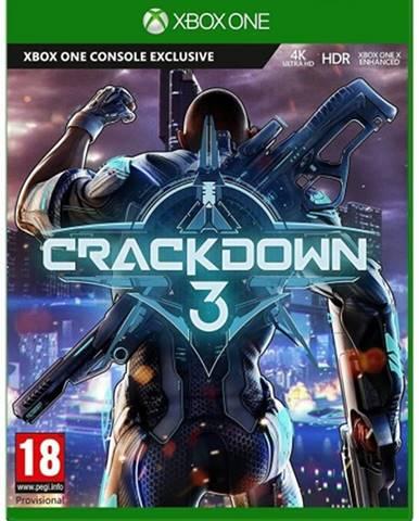 Hra na XBOX One - Crackdown 3