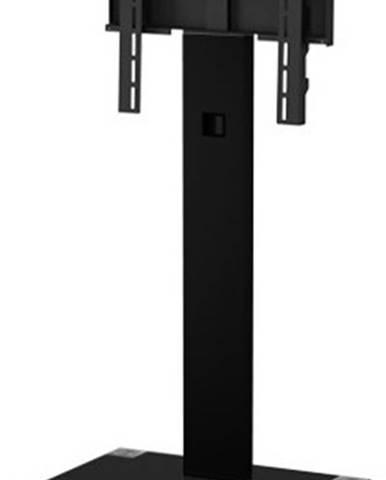 """Stolík pre TV Sonorous PL 2510 B-HBLK, max. 60""""a 50kg, nerez"""