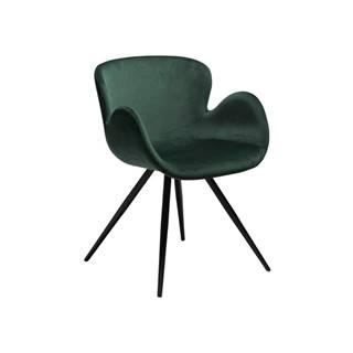 Zelená stolička DAN-FORM Denmark Gaia