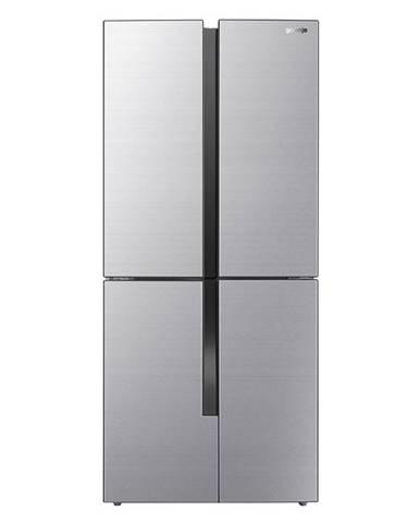Americká chladnička Gorenje Nrm8182mx Inoxlook