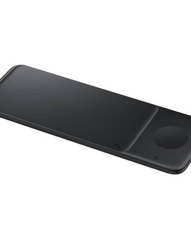 Bezdrôtová nabíjačka Samsung Wireless Charger Trio čierna