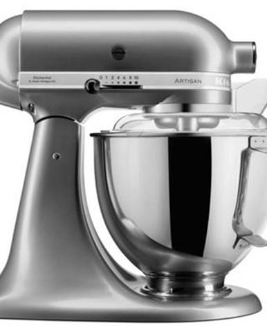 Kuchynský robot KitchenAid Artisan 5Ksm175psecu strieborn