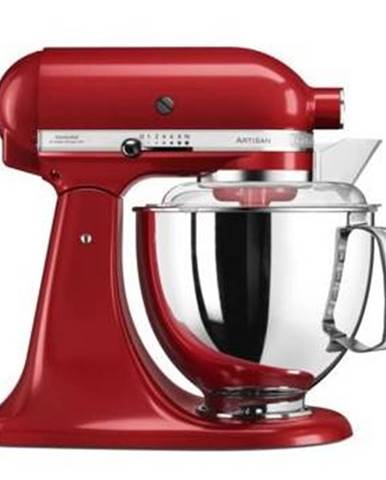 Kuchynský robot KitchenAid Artisan 5Ksm175pseer červen