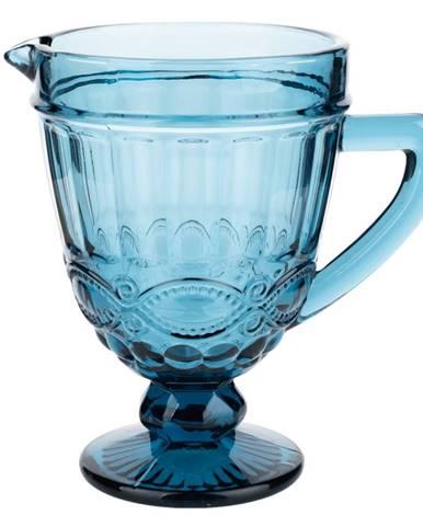 Vintage džbán na vodu/na víno 1150ml modrá SAVOY