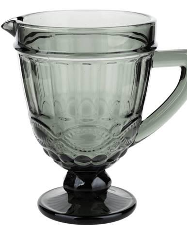 Vintage džbán na vodu/na víno 1150ml sivá SAVOY