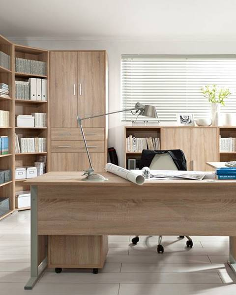 BRW Regál BRW Office - REG/53/220