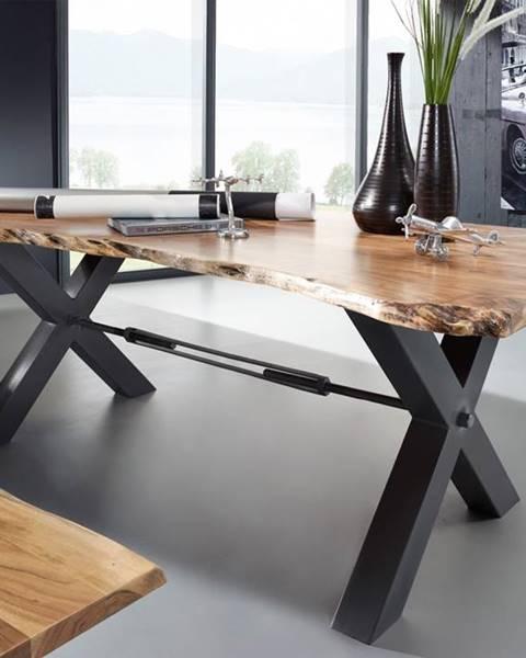 Bighome.sk DARKNESS Jedálenský stôl 220x100 cm