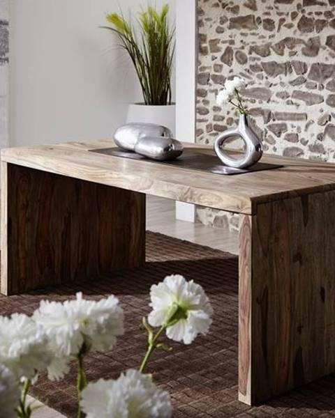 Bighome.sk GREY WOOD Písací stôl 178x75 cm, palisander