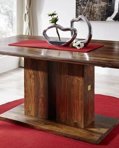 BARON Jedálenský stôl Simple 200x100 cm, palisander