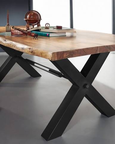DARKNESS Jedálenský stôl 200x110 cm
