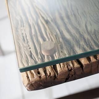 Sklo na jedálenský stôl, 200 cm