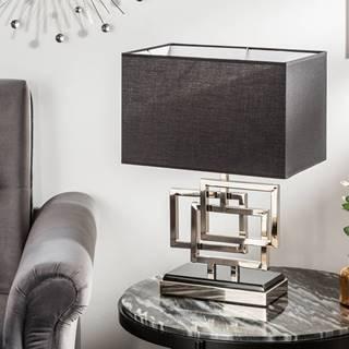 Stolná lampa LEONA 56 cm