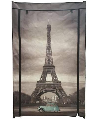 Látková skriňa Paris 02 HB-NP10RPA-A