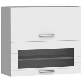 Kuchynská skrinka Paula biela WS80 GRF/2