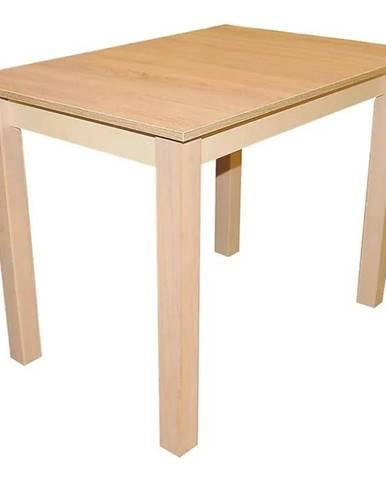 Jedálenský stôl ST29 100X70 dub Sonoma X