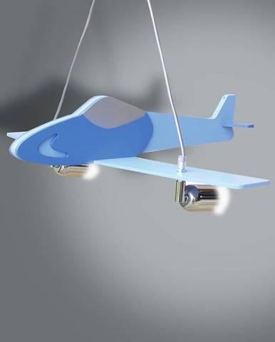 Lampa lietadlo modrá L2-29 LW2