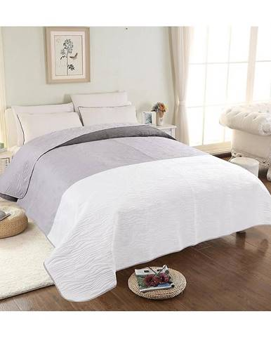Prikrývka na posteľ Velvet 02 200x220