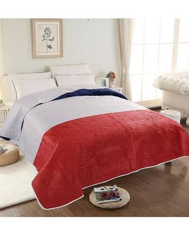 Prikrývka na posteľ Velvet 03 160x200