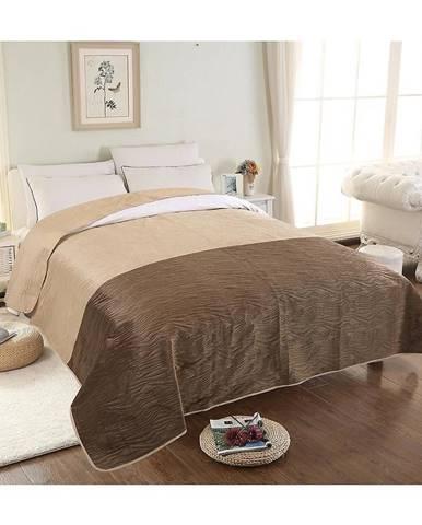 Prikrývka na posteľ Velvet 04 200x220