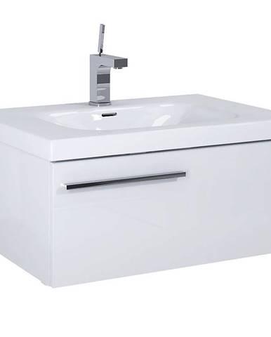 Kúpeľňová skrinka Royal 70 1S white