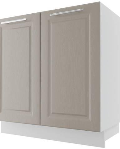 Skrinka do kuchyne Emporium D8Z/80 Grey stone