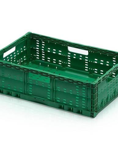 Box  60x40x17/zelený