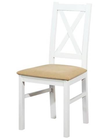 Stolička W113 biely donna 13