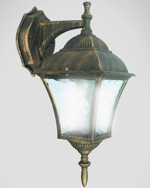 MERKURY MARKET Nastenná záhradná lampa Toscana 8391 K1