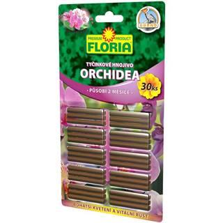 Floria tyčinkové hnojivo Orchidey (blister 30 ks)
