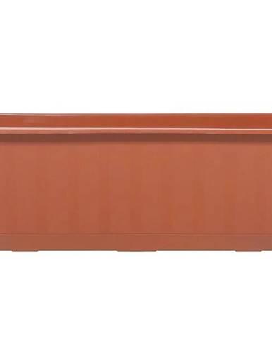 Kvetinač balkónový Agro IS400 R624 Terra