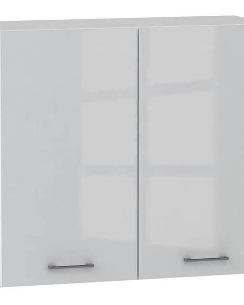 MERKURY MARKET Skrinka do kuchyne Alvico W80 luxe blanco BB