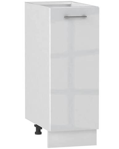 Skrinka do kuchyne Alvico D30 P/L luxe blanco BB