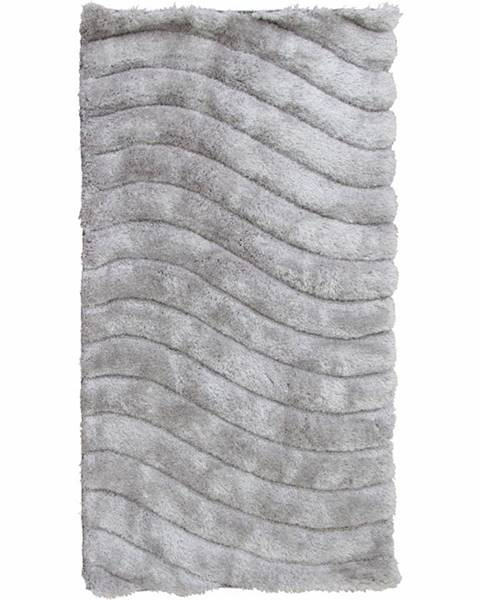 Kondela Selma koberec 80x150 cm bielosivá