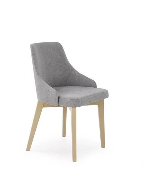 Halmar Toledo jedálenská stolička dub sonoma