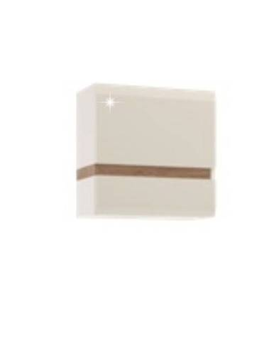Lynatet 66 skrinka na stenu biela