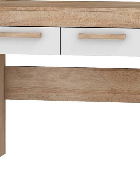 MEBLOCROSS Maximus MXS-42 toaletný stolík sonoma svetlá
