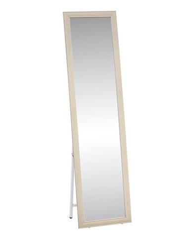Asuel stojace zrkadlo béžová
