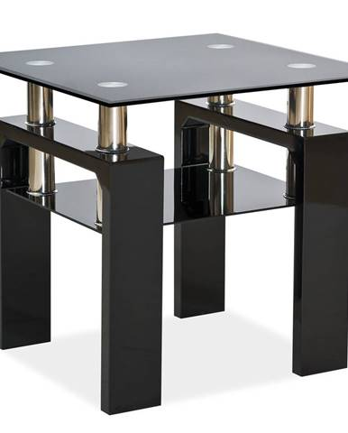 Lisa D konferenčný stolík čierna