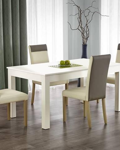 Seweryn rozkladací jedálenský stôl biela