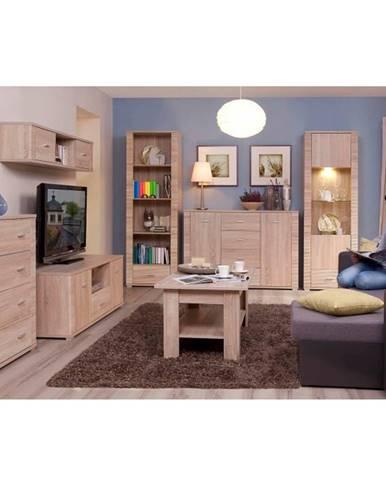 Grand obývacia izba dub sonoma