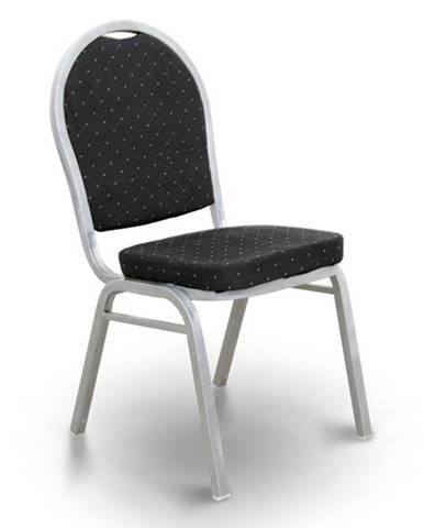 Jeff 2 New konferenčná stolička čierna