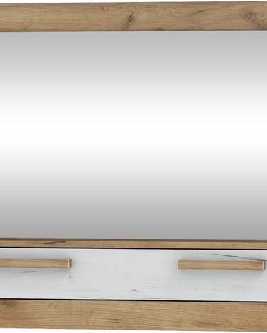 Maximus MXS-14 zrkadlo na stenu craft zlatý