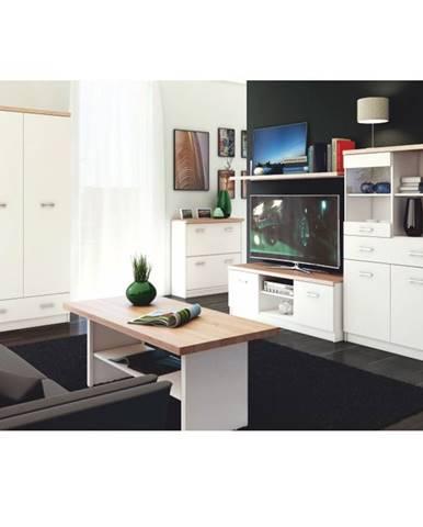 Topty obývacia izba biela