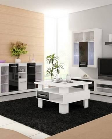 Viki obývacia izba biela
