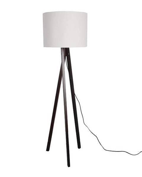 Tempo Kondela Lila Typ 9 stojacia lampa biela