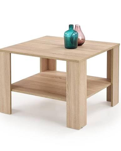 Kwadro Kwadrat konferenčný stolík dub sonoma