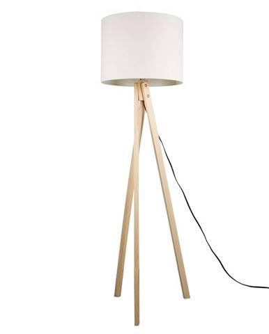 Lila Typ 6 stojacia lampa biela