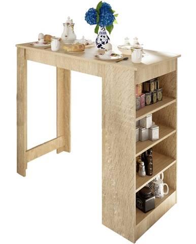 Austen barový stôl dub sonoma