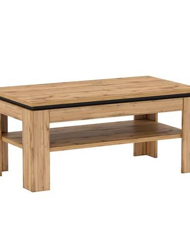 Toronta T konferenčný stolík dub wotan