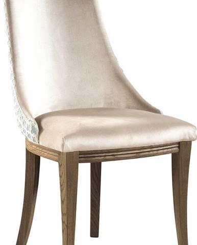 Krzeslo U1 jedálenská stolička svetlohnedá